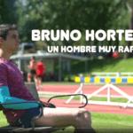 Bruno Hortelano con Raúl Gómez