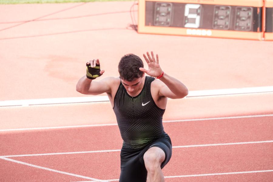 Bruno Hortelano regresa a lo grande: marcón en 400 (45.96)
