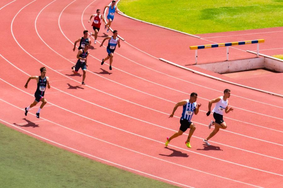 Bruno Hortelano corre en 21.25 un 200 en su reaparición